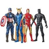 漫威復仇者聯盟MSE 12吋泰坦英雄人物組 玩具反斗城