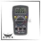 ◤大洋國際電子◢ 海碁HILA DM-835C 多功能數字錶 學生實驗 工廠 直流 交流 電壓
