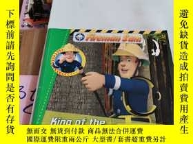 二手書博民逛書店Fireman罕見Sam:King of the MountainY246305 見圖 見圖 ISBN:978