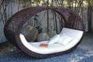 【南洋風休閒傢俱】休閒躺椅系列 –戶外遮...
