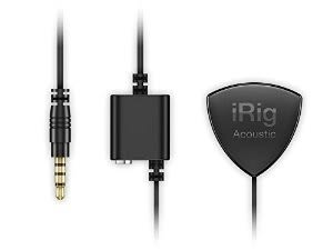 IK Multimedia iRig Acoustic iphone/ipad/android 木吉他 收音 麥克風 錄音介面 公司貨 保固18個月