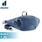 【Deuter 德國 Belt I 1.5L 腰包《深藍》】3900121/隨身腰包/臀包/輕量/貼身/安全/旅遊