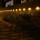 太陽能戶外花園壁燈