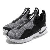 Nike 籃球鞋 Ambassador XI 黑 白 魔鬼氈 男鞋 大使 11代 運動鞋【PUMP306】 AO2920-003