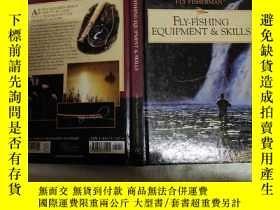 二手書博民逛書店FLY罕見FISHING EQUIPMENT SKILLS 飛魚