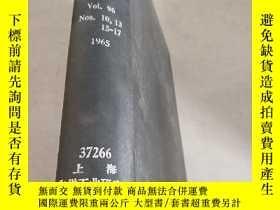 二手書博民逛書店CHEMICAL罕見WEEK.Vol.96 Nos.10.13.