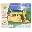 DIY木質拼圖模型 G-S008 高爾夫筆筒/一個入(促49) 中2片入 木製模型 四聯組合式拼圖 3D立體拼圖-鑫