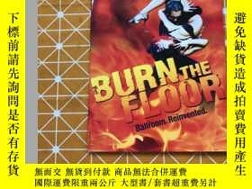 二手書博民逛書店BURN罕見THE FLOORY236528 BURN THE