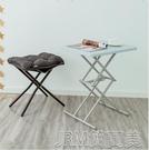 擺攤摺疊桌升降桌 陽檯小桌子簡易餐桌家用...