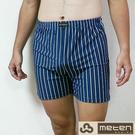 METEN 簡約型男針織平口褲6件組(隨...