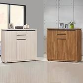 【水晶晶家具/傢俱首選】CX1620-1 潔妮絲雪松/集層木121公分木心板鞋櫃