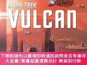 二手書博民逛書店Hidden罕見Universe Travel Guides: Star Trek: VulcanY25517