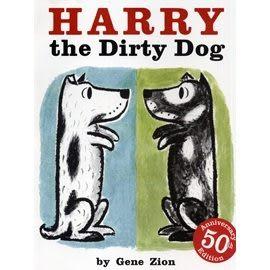『繪本123‧吳敏蘭老師書單』『童書久久書單』-- HARRY THE DIRTY DOG /英文繪本(中譯:好髒的哈利)