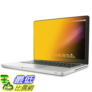 [美國直購] 3M GPFMP13 金色 31.9cm*21.3cm 螢幕防窺片 Gold Privacy Filter for Apple MacBook Pro