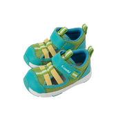 Combi 康貝 夏日氣息 幼兒機能涼鞋 (海洋綠)
