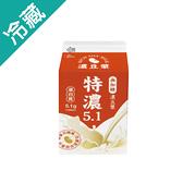 光泉無加糖濃豆漿375ML /瓶【愛買冷藏】