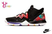 NIKE KYRIE 5 PS 大童 籃球鞋 運動鞋 親子鞋 O7293#黑彩◆OSOME奧森童鞋