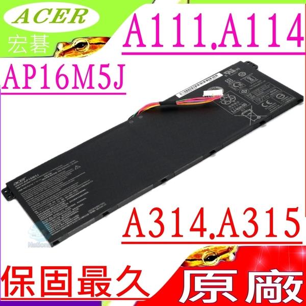 ACER AP16M5J 電池(原廠)-宏碁 Aspire 3 A315-21 電池, A315-21G, A315-31 電池, A315-39, A315-41 電池,A315-53