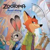 【麥克書店】ZOOTOPIA(動物方城市)  /英文繪本附CD ‧聽迪士尼說故事