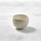 日本美濃燒 - 手感和風茶杯 - 白刷毛