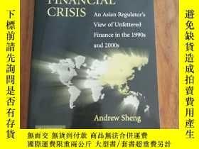 二手書博民逛書店From罕見Asian to Global Financial
