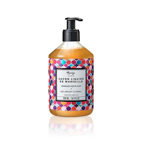 巴黎百嘉 花卉幻想曲 格拉斯液體馬賽皂 500ML 法系香氛沐浴露 BAJ1350010 Baija Paris