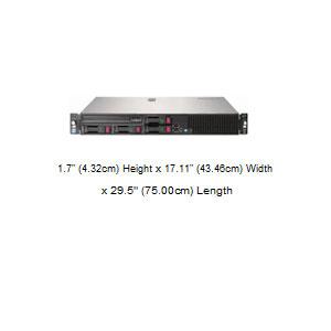 ●附300G硬碟x2● HPE ProLiant DL20 Gen10 2.5吋熱抽4SFF(SAS)伺服器【Intel Xeon E-2244G / 8G*1 / E208i實體】