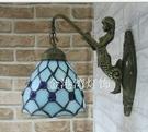 超實惠 客廳臥室過道鏡前燈地中海壁燈床頭燈墻現代燈具