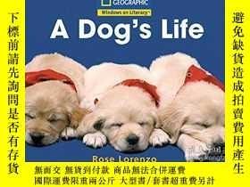 二手書博民逛書店A罕見Dog s Life (Windows on Literacy)-狗的生活(識字之窗)Y346464 N