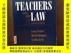 二手書博民逛書店Teachers罕見and the LawY12800 Loui