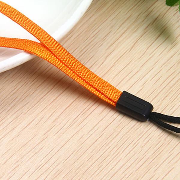 手機配件 高級編織手機掛繩 約15x1cm 【PMG164】123ok