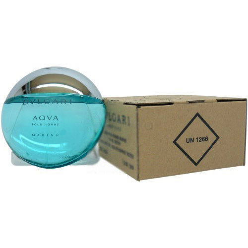 Bvlgari Aqva Pour Homme Marine 寶格麗活力海洋能量男性香水 100ml (TESTER)【七三七香水精品坊】