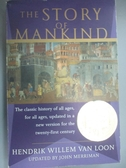 【書寶二手書T3/原文小說_LEK】The Story of Mankind_Hendrik Willem Van Lo