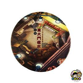 【收藏天地】台灣紀念品*神奇的陶瓷吸水杯墊-東大門夜市∕馬克杯 送禮 文創 風景 觀光  禮品