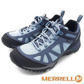 MERRELL SIREN SPORT Q2 MID GORE-TEX防水登山運動多功能低筒 女鞋-藍(另有灰綠、黑紫、黑紅、灰紅)