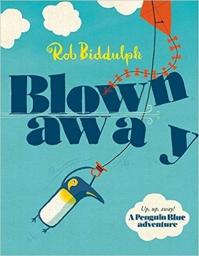 【麥克書店】BLOWN AWAY/英文繪本 ※  2015年度 Waterstones的最佳童書選 ※