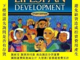 二手書博民逛書店Lifespan罕見Development (study Edition) (3rd Edition)-壽命發展(