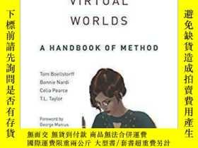 二手書博民逛書店Ethnography罕見And Virtual WorldsY362136 Tom Boellstorff;