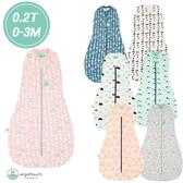 澳洲 ergoPouch 二合一舒眠包巾 0.2T(夏季款)(0-3M) 防踢被 寶寶睡袋 0045 好娃娃