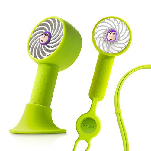 Bone Collection 頸掛桌立兩用風扇 手持風扇 USB風扇 頸掛雙用風扇 Lanyard Fan 巴斯光年