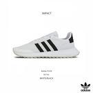IMPACT Adidas FLB W 白 黑 女鞋 休閒鞋 復古 經典 慢跑 李聖經款 BA7760
