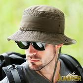 防曬帽子-抗UV防紫外線超大頭圍尺寸遮陽漁夫高頂帽JL7223 JUNIPER朱尼博