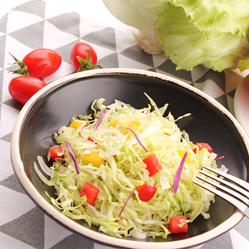 【日燦】便利截切蔬菜~美生菜絲0.2cm★500g/包