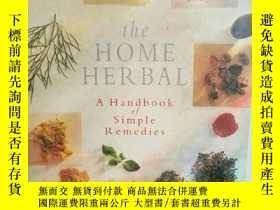 二手書博民逛書店The罕見Home Herbal A Handbook of S