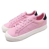 【海外限定】adidas 休閒鞋 Everyn W 粉紅 白 復古奶油底 金標 厚底 餅乾鞋 女鞋【PUMP306】 CQ2044