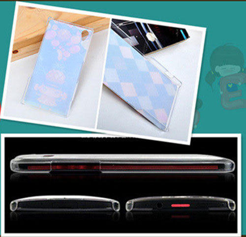 ♥ 俏魔女美人館 ♥ { 月兔*水晶硬殼} HTC Desire 700 dual /7060手機殼 手機套 保護套