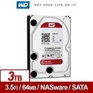 【台中平價鋪】全新 WD30EFRX 紅標 3TB 3.5吋 NAS硬碟 代理商盒裝貨 3年保固