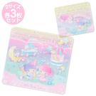 【震撼精品百貨】Little Twin Stars KiKi&LaLa_雙子星小天使~三麗鷗雙子星夾鏈袋組(S*3入/M*3入)#25408