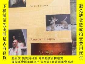 二手書博民逛書店theatre罕見briefbersionY314621 Rob