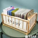 面膜收納盒化妝品筐桌面收納神器置物架儲物盒子整理箱放護膚品的 夢幻小鎮ATT